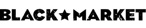 Black Market Logo